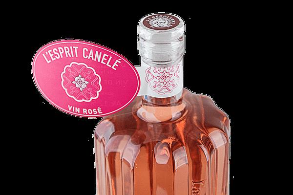 rosé La Toque Cuivrée